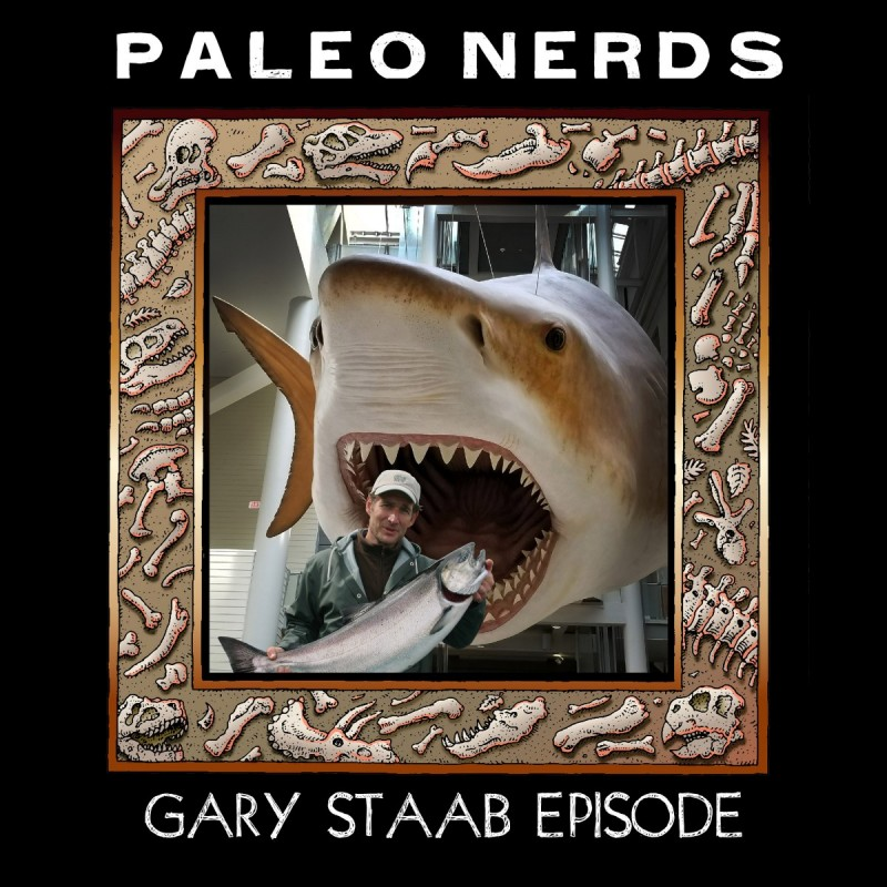 Episode #5: Beating Your Art to the Grave with Paleo Artist Gary Staab