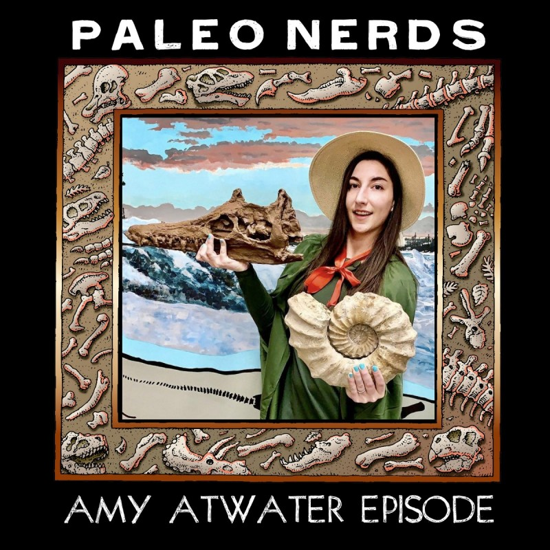 Episode #3: Smashing the Patriarchy like a Bone-Crushing Dog with STEMinist Amy Atwater