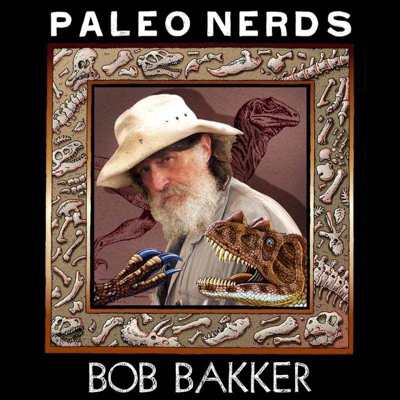 Episode #32 The Hot Blooded Dinosaur Revolutionary with Bob Bakker