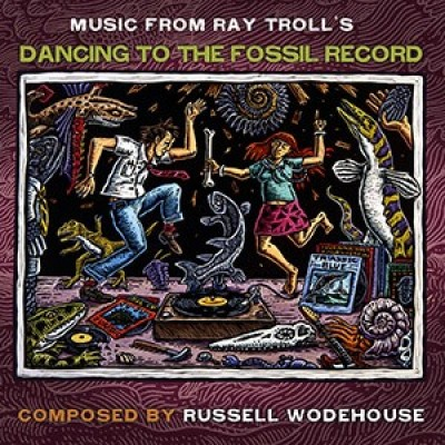 Russel Wodehouse composed Dancing to the Fossil Record in 1995 to accompany Ray's traveling exhibit of the same name